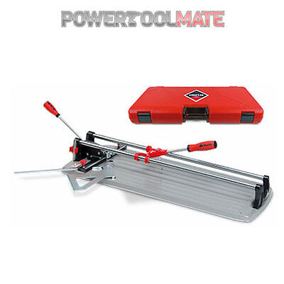 Rubi 18974 TS66 MAX Professional Manual Tile Cutter (Grey) – Replaces TS55 16960