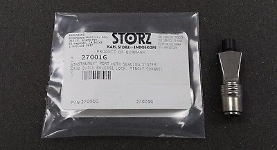 Storz 27001G Ureterscope Instrument Bridge
