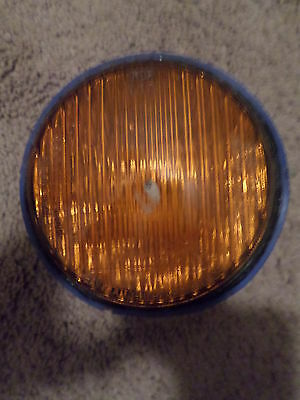 LQQK! Antique Vintage FIREWORKS FOG LIGHT Old Unique 12V WORKS Car Truck Ford