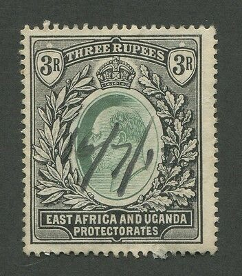 East Africa And Uganda Protectorates #27 Used