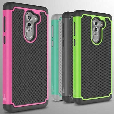 For Huawei Honor 6X / Mate 9 Lite Case Tough Protective Hard Phone Cover