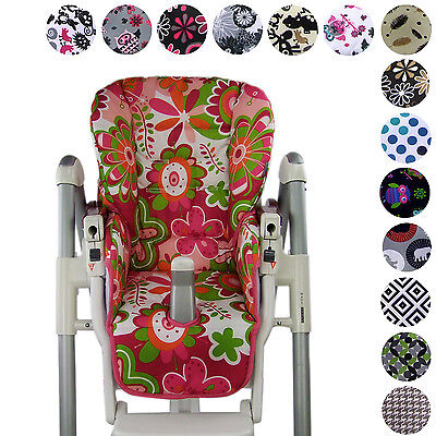 Seat cushions Extra bed linen Cover Overlay for Peg Perego Prima Pappa Diner 30