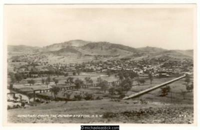 Gundagai: View from the power station