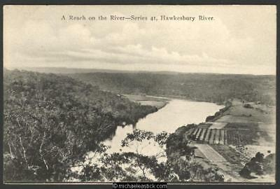 A Reach on the River - Series 41, Hawkesbury River.
