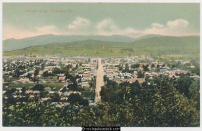 Albury: View from Western Hill