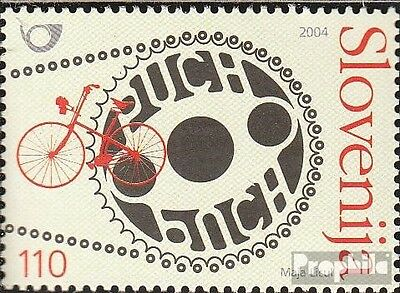 slovenia 474 mint never hinged mnh 2004 Bicycle