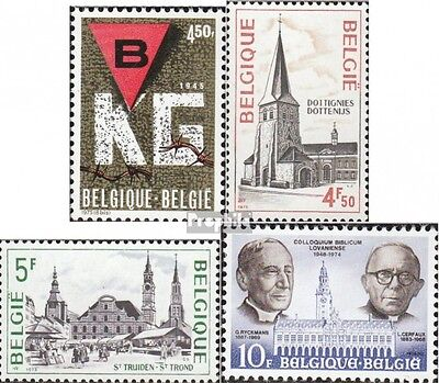Belgium 1820,1824-1825,1826 mint never hinged mnh 1975 special stamps