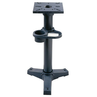 JET 577172 Heavy-Duty Cast Iron Pedestal Stand for Bench Grinders New