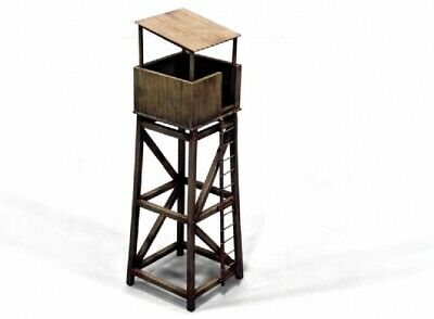 Observation Post Plastic Diorama Kit 1:35 Model ITALERI