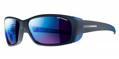 Julbo Montebianco Graphite Blue- Spectron Cat 4 Lens Sunglasses