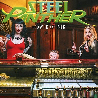 Steel Panther - Lower the Bar (2017)  Vinyl LP  NEW/SEALED  SPEEDYPOST