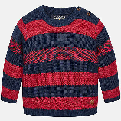 Mayoral 2340/46 Boys Knitted Jumper (Various Sizes New)