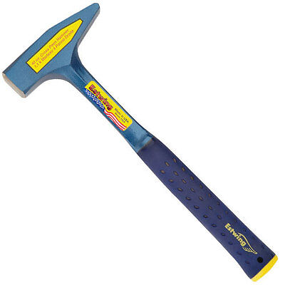 Estwing 24oz Cross Peen Hammer with Vinyl Grip E6/24CP