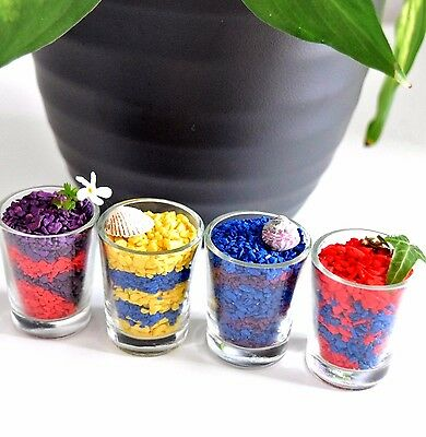 Decorative Various Colours Chippings Stones Gravel *** Vases / Pot Decoration **