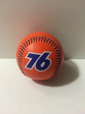 Rare Union 76 Gas Station Orange Baseball logo  Dodgers MLB