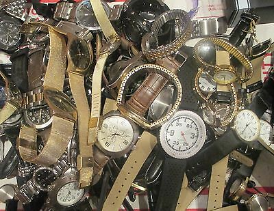 lot of 82 Watches Wristwatches Digital Battery Mixed lot, as Pictured