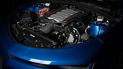 VORTECH CHEVY CAMARO SS 6 2L 2016-2018 Tuner Kit V-3 Si Supercharger  Intercooled