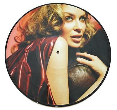 "Kylie Minogue - Chocolate - Limited edition 12"" picture disc"