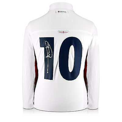 Jonny Wilkinson Signed England Number 10 Rugby Shirt Autographed Memorabilia
