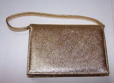 Women Evening Bag Wedding Bridal Prom Party Clutch Handbag Small Gold Perfect