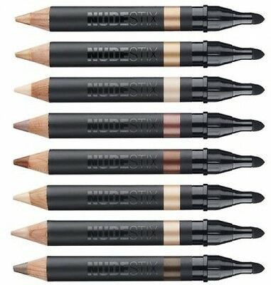 NUDESTIX Eye Pencil (Smoke)