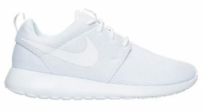 5c259b416633 New NIKE ROSHE ONE WOMENS CASUAL SHOES SNEAKERS White Pure Platinum size 5  - 12