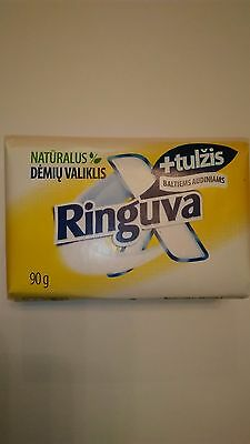 Stain remover Ringuva  Naturalus with gall for white fabrics 90g