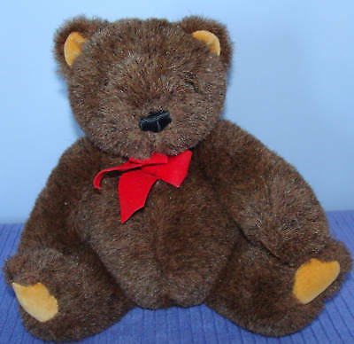 """Gund Fully Jointed Bear 12"""" Tall Vintage 1993 Highly Collectible Vhtf ~ De12"""