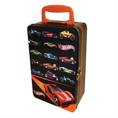 Neat-Oh Hot Wheels 18 Car Vintage Tin (Black) Perfect Durable MYTODDLER New