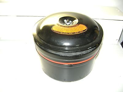 Vintage 1940's Oil Bath Air Cleaner/painted/new Decal/pin Stripped