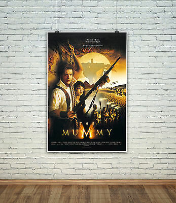 The Mummy Movie Poster Photo All Sizes Repro : #A7497