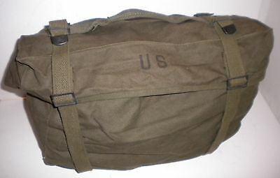 U.s.army : -- Infantry Pac,field,cargo, M-1945  Militaria  Mint Canvas