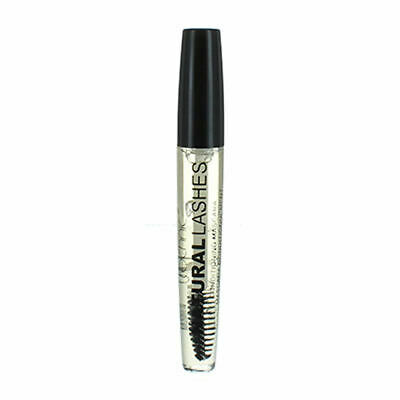Technic Clear Natural Mascara - Lengthening Conditioner Lashes Curling Brush
