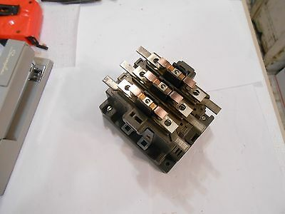 3TF46  SIEMENS  CONTACTOR  with  220vac Coil
