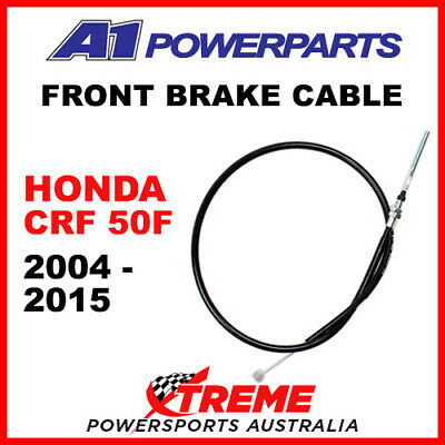 A1 Powersports Honda CRF50F CRF 50F 2004-2015 Front Brake Cable 50-GEL-30