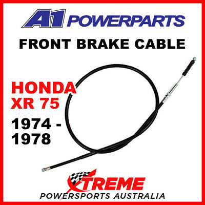 A1 Powersports Honda XR75 XR 75 1974-1978 Front Brake Cable 50-176-30