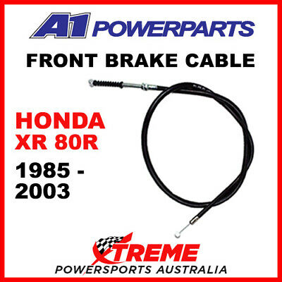 A1 Powersports Honda XR80R XR 80R 1985-2003 Front Brake Cable 50-GN1-30