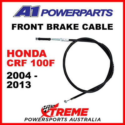 A1 Powersports Honda CRF100F CRF 100F 2004-2013 Front Brake Cable 50-KN4-30