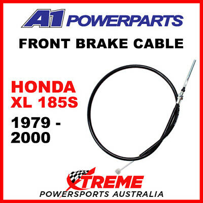 A1 Powersports Honda XL185S XL 185S 1979-2000 Front Brake Cable 50-437-30