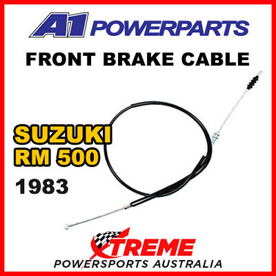 A1 Powersports Suzuki RM500 RM 500 1983 Front Brake Cable 52-038-30