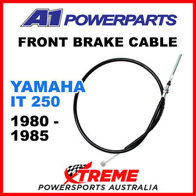 A1 Powersports Yamaha IT 250 1980-1985 Front Brake Cable 51-025-30