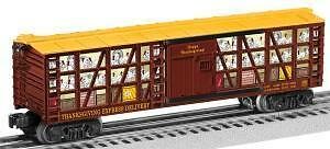 Lionel 6-25962 O Thanksgiving Poultry Car