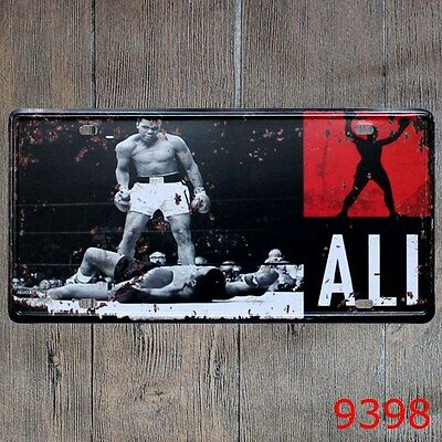 Metal Tin Sign ali Decor Bar Pub Home Vintage Retro Poster Cafe ART
