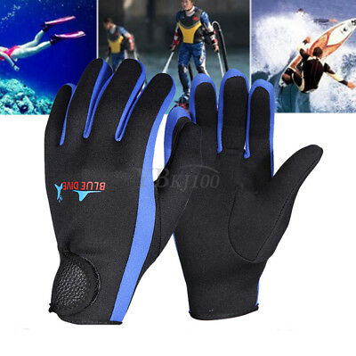 Neoprene Gloves For Snorkeling Diving Scuba Spearfishing Water Sports Equipment