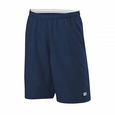 Wilson Rush 8 Junior Woven Kinder Short blau NEU UVP 29,95€