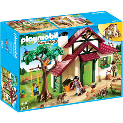 PLAYMOBIL Forest Ranger's House - Country 6811