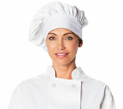 Dickies Chef Adult Unisex Adjustable Traditional Durability Chef Hat. DC591