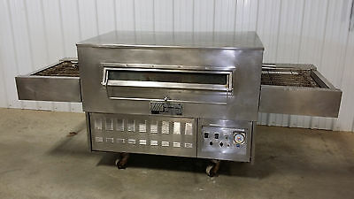 Middleby Marshall JS 300 Conveyor Pizza Oven Ovens Direct Gas Fired TESTED