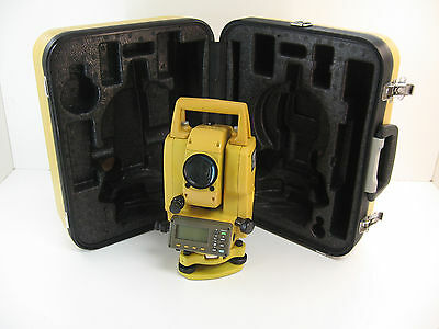Topcon Gpt-3005W Prismless Total Station For Surveying One Month Warranty