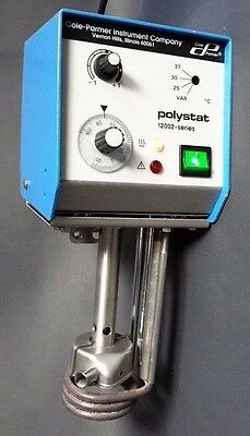 Cole-Parmer Instrument Company Polystat 12002Series Immersion Circulating Heater